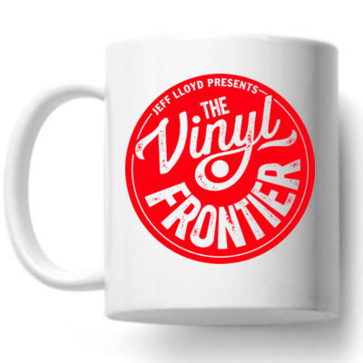 The Vinyl Frontier Mug Thumbnail